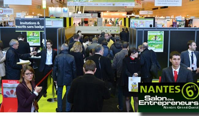 Salon des entrepreneurs nantes grand ouest 20 21 nov novabuild - Salon des entrepreneurs nantes ...