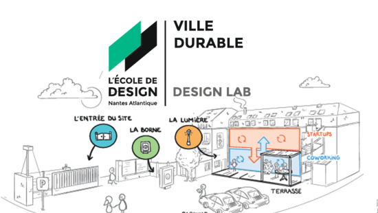 l cole de design nantes atlantique ville durable design lab novabuild. Black Bedroom Furniture Sets. Home Design Ideas