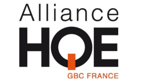 Logo Alliance HQE-GBC FRANCE