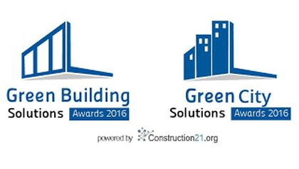 2 candidats pays de la loire en lice pour les gbcs awards for Green building articles
