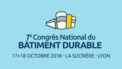Congrès National Batiment Durable
