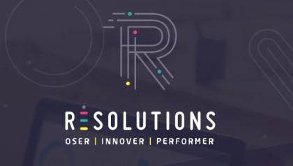 résolutions innovation