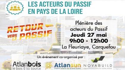 La plénière des acteurs du Passif en Pays de la Loire