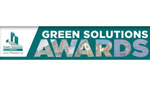 C'est le lancement de l'édition 2018 des Green Solutions Awards !