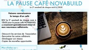 La pause café NOVABUILD