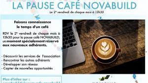 Pause café NOVABUILD