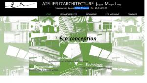 Atelier d'architecure Jacquot Mougin