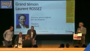 Grand témoin : Laurent Rossez