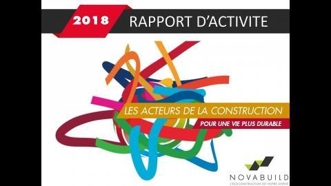 Rapport d'activité NOVABUILD 2018