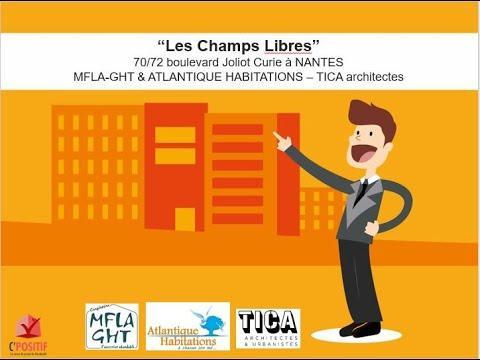 C'POSITIF | Projet bois-paille Les Champs Libres