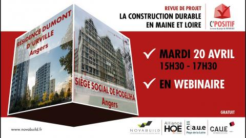 C'POSITIF | La construction durable en Maine-et-Loire