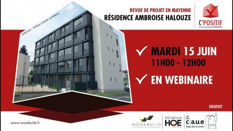 C'POSITIF   La construction durable en Mayenne