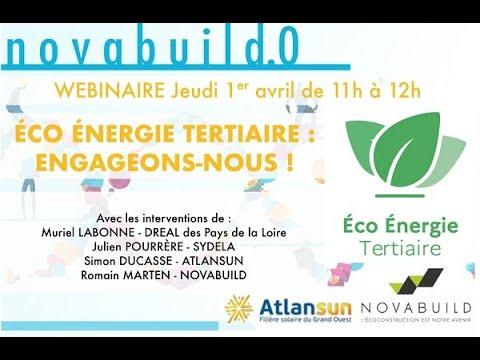 Éco-énergie tertiaire : engageons-nous !