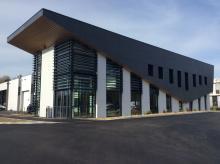 Nouveau siège d'Isore Bâtiment | Un ouvrage innovant, sobre en énergie et en gaz à effet de serre