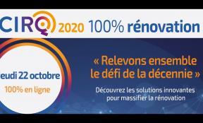 MATIN | CIRQ 2020 100% rénovation 100% en ligne